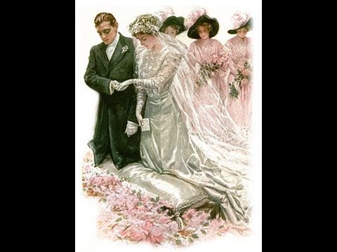 Famous paintings of wedding and marriage (Music: I dream of you/Sha la la love song) - YouTube