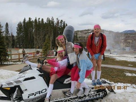d54f6b34f65e9 Winter Park Wipeout Festival Video Part 1 / 2 (About Colorado TV ...