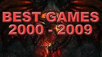 Best Games - Teil 2 von 3 | 2000-2009 | Die besten Spiele der 2000er Jahre