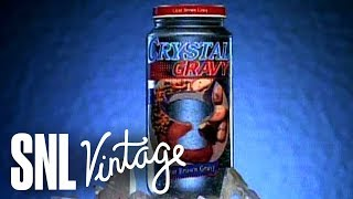Crystal Gravy - SNL