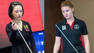 2017 China Open 世界9球中國公開賽│潘曉婷 Pan Xiaoting vs. Veronika Ivanovskaia