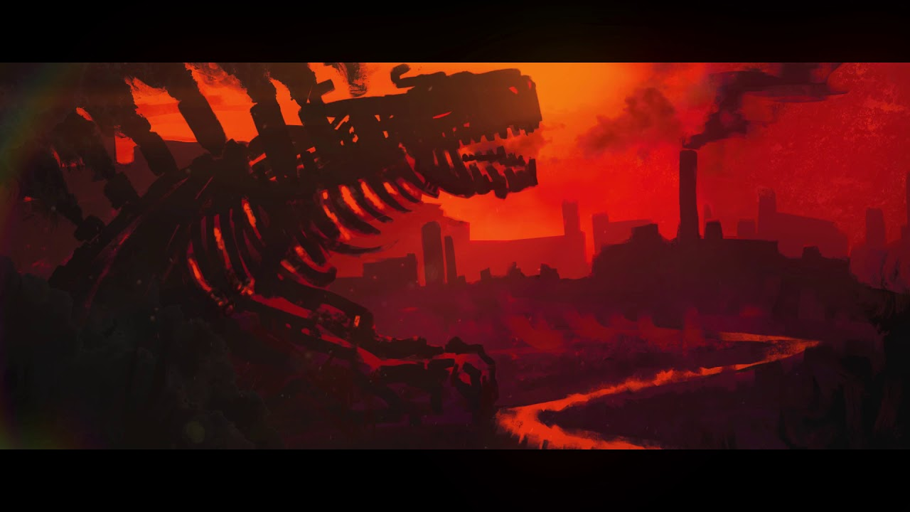 Industrial Dragon (Sound Design by Shor)