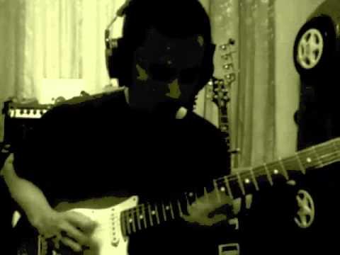 Ady Qays Guitar Jam - May - Senjata Gila (Solo)