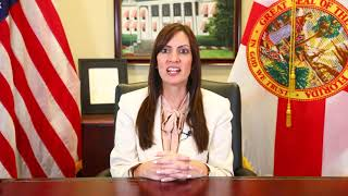FL Lt. Governor Jeanette Nunez the the 2020 ALEC Annual Meeting