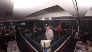 Ultra White Collar Boxing Nottingham   Fight 15