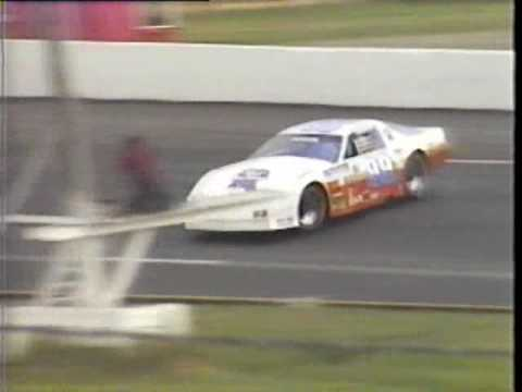 1984 Asa Molson 200 Late Model Stock Car Race Youtube