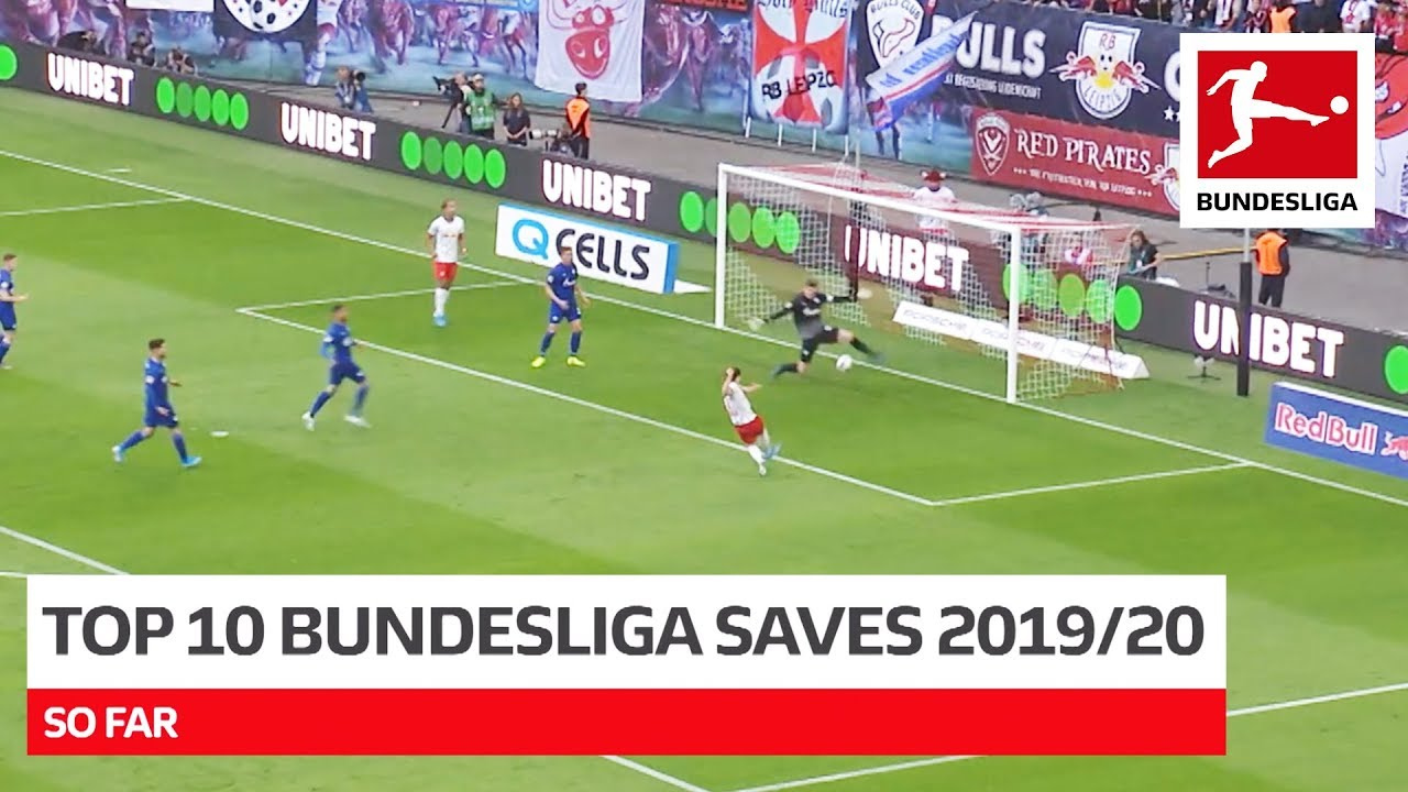 Incredible Save Yann Sommer With The Save Of The Month December 2019 Youtube