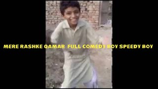mere rashke qamar  full comedy boy