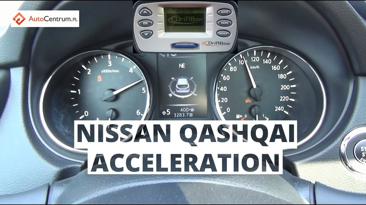nissan qashqai 4x4 1 6 dci 130 hp acceleration 0 100 km h youtube. Black Bedroom Furniture Sets. Home Design Ideas