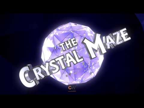The Crystal Maze Title Sequence Reimagined (2016)