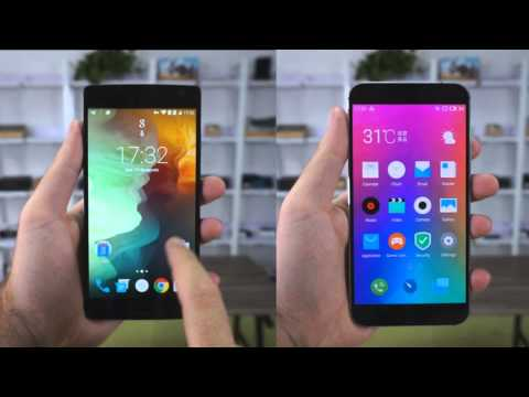 One Plus 2 vs Meizu MX5: Flagship killer vs Top Meizu Smartphone