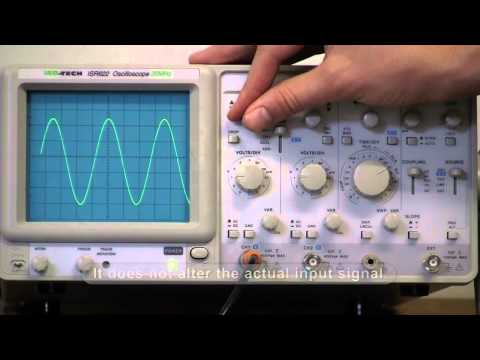 how to make an oscilloscope with a pc