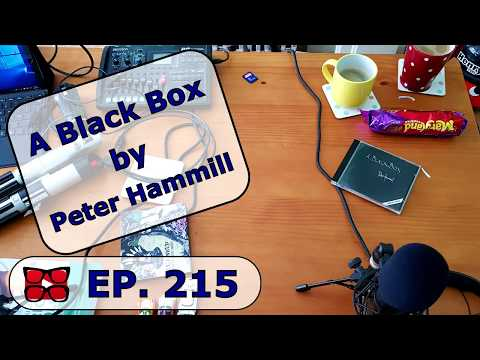 Black Box By Peter Hammill
