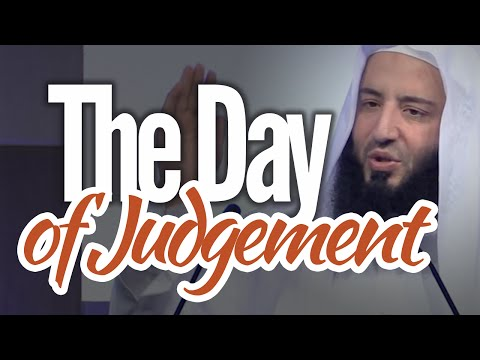 Day of Judgement  - Ustadh Wahaj Tarin