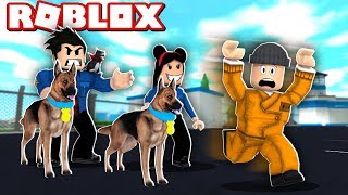 LOKIS ' TURMY ADOPTED A PUPPY IN MAD CITY ? CIUDAD ROBLOX-Mad
