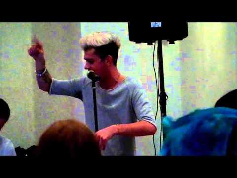 Daniele Negroni - Radler ist kein Alkohol (Wohnzimmerkonzert 28.11.2015)