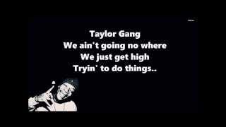 Wiz Khalifa - Good For us (Lyrics)