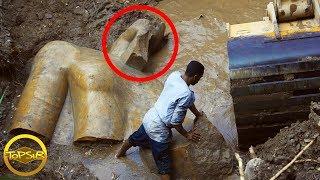 10 การค้นพบเรื่องลึกลับทางประวัติศาสตร์อียิปต์โบราณ (รู้แล้วจะทึ่ง!!)