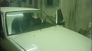 ваз 2114#Замена рамки лобового стекла#Как снять стекло лобовое на ВАЗ 2108,09,13,14,15 Часть1