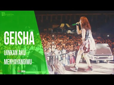 Cover Lagu The Best Concert Geisha - Ijinkan Aku Menyayangimu  Jember