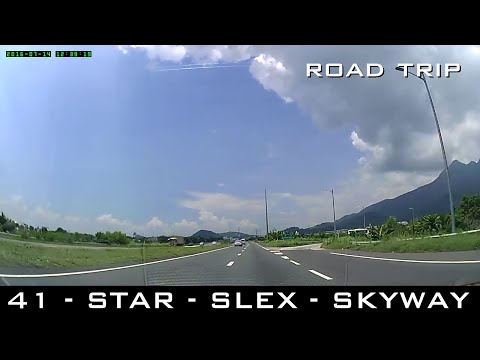 Road Trip #41 - STAR Tollway, SLEX, and Skyway (Batangas to Makati)
