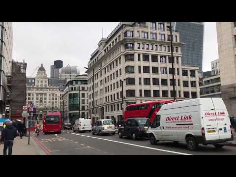 Walking Tour of London Bridge