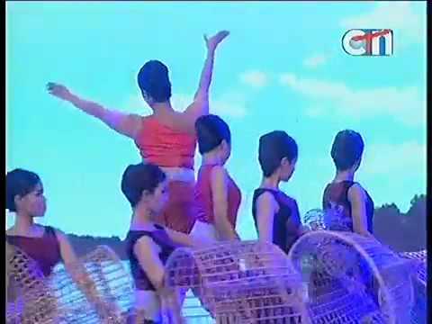 CTN Channel 21  Interviewing Cambodian Artists  Part2/4