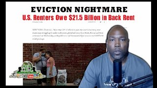 🔴 RTD Live Talk: Homeowners & Landlords Will Suffer... The Back Rent Will Never Be Repaid