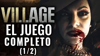 RESIDENT EVIL VILLAGE JUEGO COMPLETO (1/2)