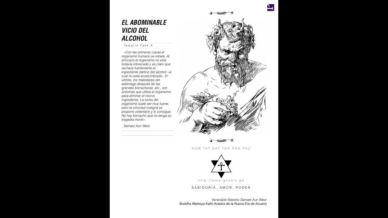 Quién es y qué hace el demonio Algol =alcohol