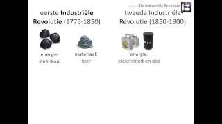8. De Industriële Revolutie