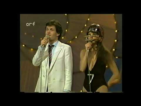 Wenn du da bist - Austria 1981 - Eurovision songs with live orchestra