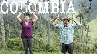 Cali, Colombia | Dapa, Thermal Pools & Wax Palms, Oh My!