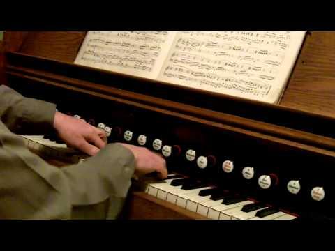 Ashford: O Sanctissima - Lindholm Harmonium Reed Pump Organ