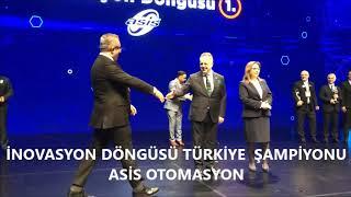 Gambar cover ASİS OTOMASYON İNOVASYON DÖNGÜSÜ KATEGORİSİNDE TÜRKİYE ŞAMPİYONU!