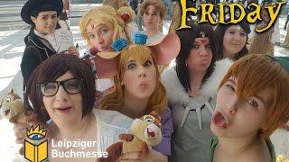 Con Vlog #6 ~ LBM / MCC 2017 ~ Friday