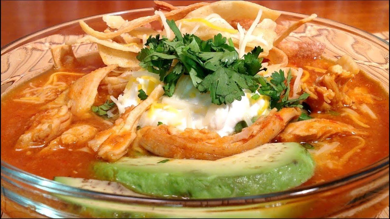 Mexican Food Chicken Carnitas