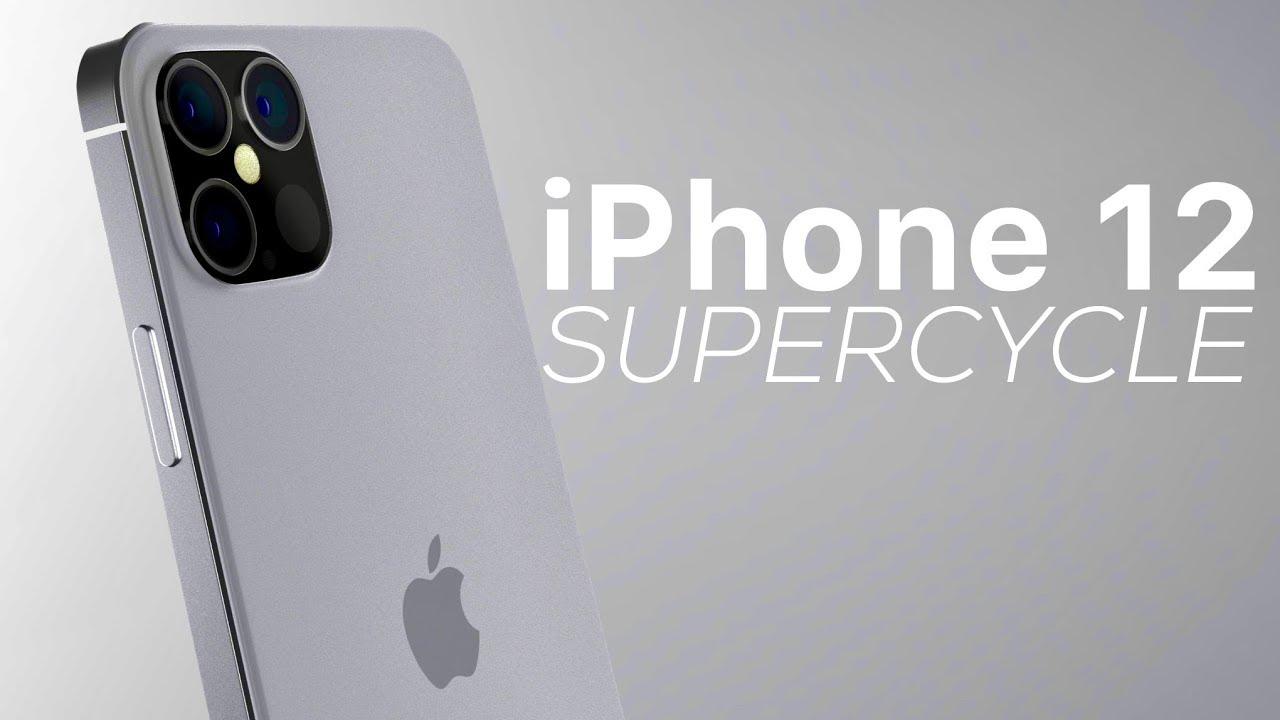 iPhone 12 podría ser un superciclo + vídeo