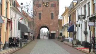 Wandelen door Elburg Veluwe Gelderland, Camping , Hotel , Restaurant , vakantiehuisjes