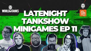 Community Fun! Strongholds with WG - LateNightTankShow Ep 11