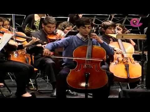 La Comarca.tv - II Encuentro Conservatorio Música Alcañiz con Guillermo Cortés.