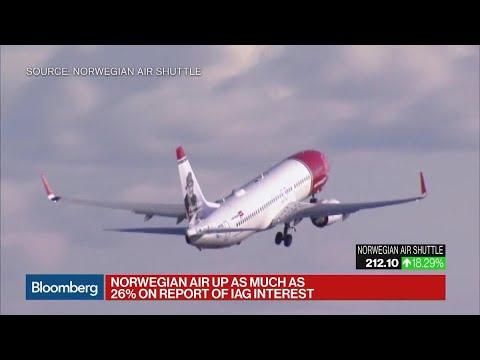 British Airways Owner IAG Considers Norwegian Air Bid