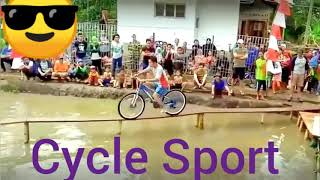 Funny Cycle Sport