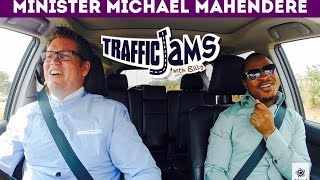 Traffic Jams with Billy and Minister Michael Mahendere