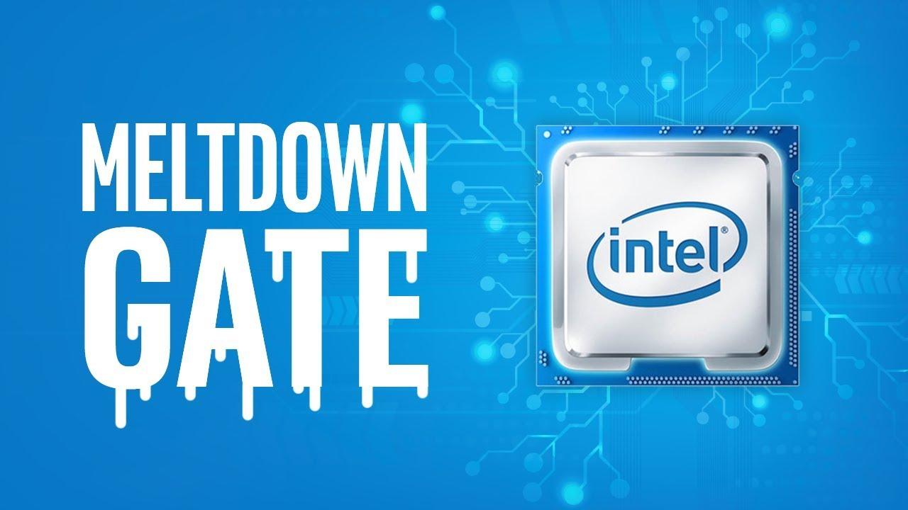 Afera Intela i wydajność po łatkach Meltdown / Spectre