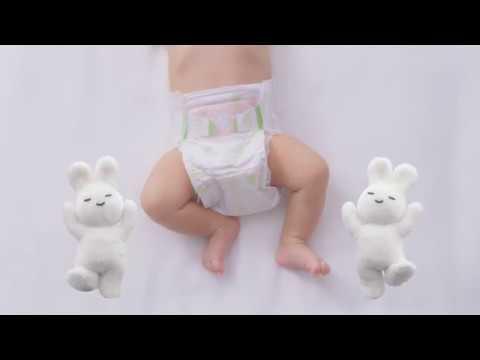 Как поменять подгузник новорожденному