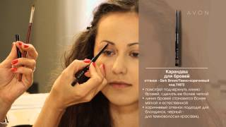 видео Акцент на брови: биотатуаж, или окрашивание хной