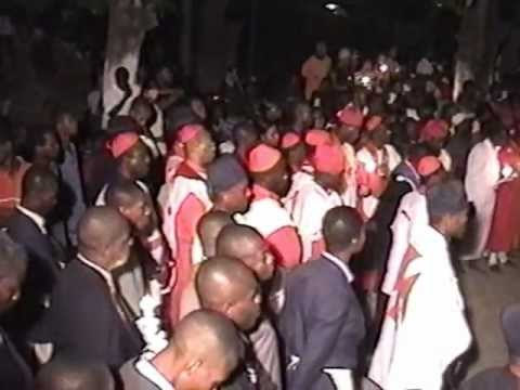 St JEAN Fire - Summer Solstice - Haitian Freemasons Part 2