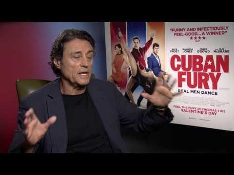 Ian McShane Interview - Cuban Fury