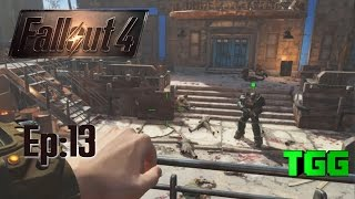 Fallout 4 Ep:13 Military Frequency AF95